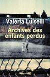 Télécharger le livre :  Archives des enfants perdus