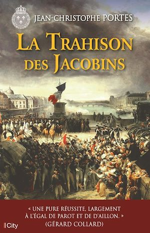 La trahison des Jacobins (T.5) | Portes, Jean-Christophe. Auteur