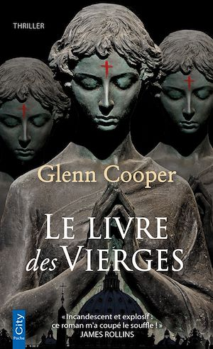 Le livre des Vierges | COOPER, Glenn. Auteur