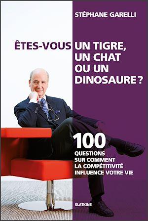 Téléchargez le livre :  Êtes-vous un tigre, un chat ou un dinosaure ?