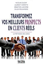 Download this eBook Transformez vos meilleurs prospects en clients réels