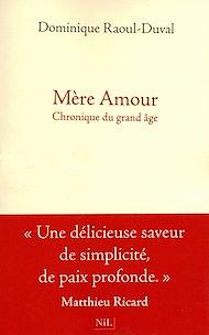 Téléchargez le livre :  Mère amour