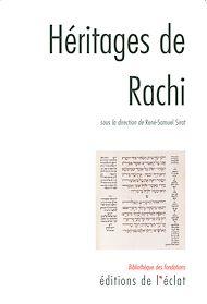 Téléchargez le livre :  Héritages de Rachi