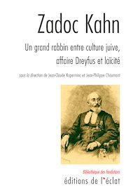 Téléchargez le livre :  Zadoc Kahn