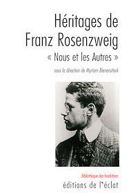 Téléchargez le livre :  Héritages de Franz Rosenzweig