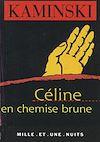 Télécharger le livre :  Céline en chemise brune