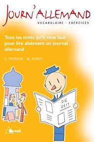Téléchargez le livre :  Journ'Allemand - Vocabulaire et exercices