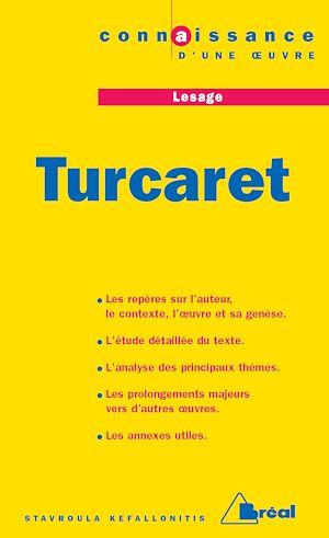 Téléchargez le livre :  Turcaret - A.-R. Lesage