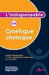 Télécharger le livre :  L'indispensable en Cinétique chimique