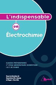 Téléchargez le livre :  L'indispensable en Electrochimie