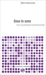 Download this eBook Sous le sens