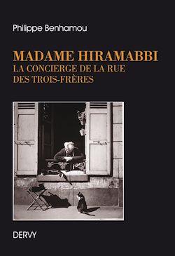 Vignette du livre Madame Hiramabbi, la concierge de la rue des Trois-Frères