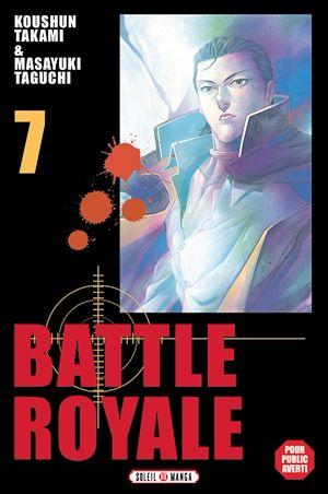Téléchargez le livre :  Battle Royale T07