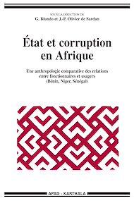 Téléchargez le livre :  État et corruption en Afrique