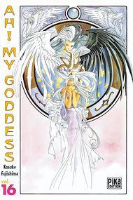 Téléchargez le livre :  Ah! My Goddess T16