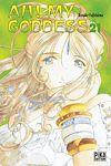 Télécharger le livre :  Ah! My Goddess T21