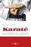 Télécharger le livre : Karaté : au-delà du geste