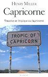 Télécharger le livre :  Capricorne - Ebauche de Tropique du Capricorne