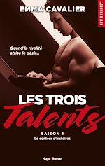 Téléchargez le livre :  Les trois talents Saison 1 Le conteur d'histoires