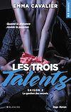 Télécharger le livre :  Les trois talents Saison 2 Le gardien des secrets