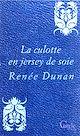Télécharger le livre : Cercle Poche n°160 La Culotte en jersey de soie
