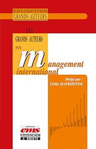Téléchargez le livre :  Les grands auteurs en management international