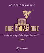 Download this eBook Dire, ne pas dire - volume 4