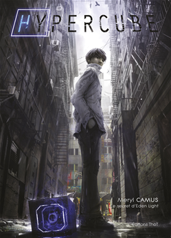 Hypercube, tome 1 : le secret d'Eden Light