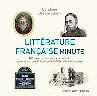 Téléchargez le livre :  Littérature française minute