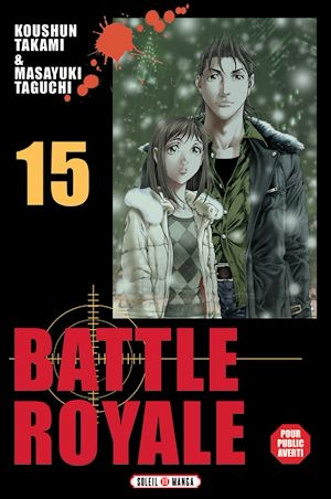 Téléchargez le livre :  Battle Royale T15