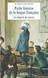 Télécharger le livre :  Petite histoire de la langue française