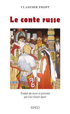 Téléchargez le livre :  Le conte russe