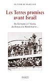 Télécharger le livre :  Les Terres promises avant Israël