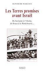 Téléchargez le livre :  Les Terres promises avant Israël