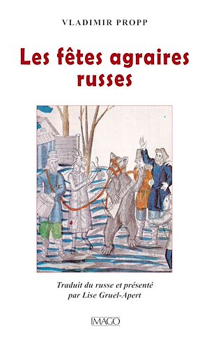 Téléchargez le livre :  Les fêtes agraires russes