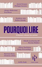 Download this eBook Pourquoi lire