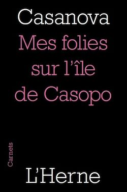 Download the eBook: Mes folies sur l'île de Casopo
