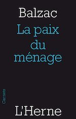 Download this eBook La paix du ménage
