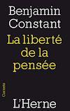 Télécharger le livre :  La liberté de la pensée