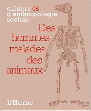 Téléchargez le livre :  Des hommes malades des animaux