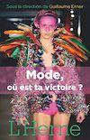 Télécharger le livre :  Mode, où est ta victoire ?