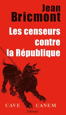 Download the eBook: Les censeurs contre la République