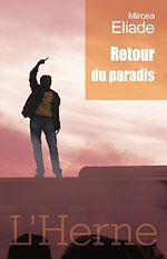 Téléchargez le livre :  Retour du Paradis