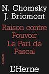 Télécharger le livre :  Raison contre pouvoir : Le pari de Pascal