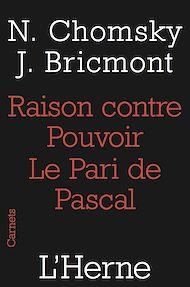 Téléchargez le livre :  Raison contre pouvoir : Le pari de Pascal
