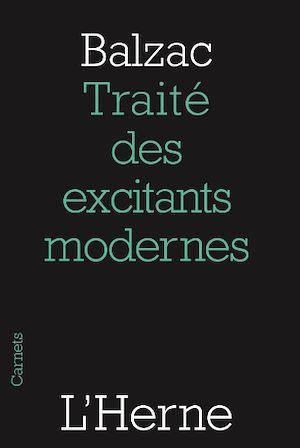 Téléchargez le livre :  Traité des excitants modernes