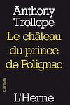 Télécharger le livre :  Le château du prince de Polignac