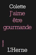Download this eBook J'aime être gourmande