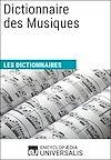 Télécharger le livre :  Dictionnaire des Musiques