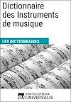 Télécharger le livre :  Dictionnaire des Instruments de musique